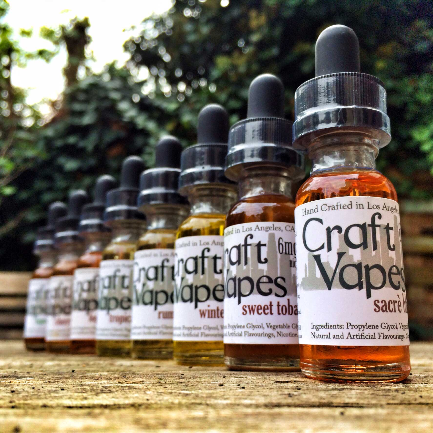 Liquids The Juice Bar 60ml Eliquid Vape Splash Apple Tea Premium Liquid 600 No Moq